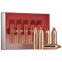 Sephora + Pantone Universe Marsala Layering Lip Collection http://rstyle.me/~3IzgP