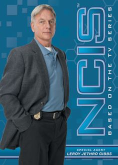Gibbs - NCIS: 2012 Premium Pack Trading Cards - Stars of NCIS Card C1    http://www.scifihobby.com/products/ncis/2012/index.cfm