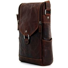 <h2><strong>Genuine Buffalo Leather Two Bottle Wine Carrier with Monogram</strong></h2> <ul> <li>soft construction</li> <li>side zip flap closure</li> <li>open gusset pockets (great place to carry your corkscrew)</li> <li>zippered outside back pocket</li> <li>padded all around to protect wine bottles or your iPad, tablet, and other accessories</li> <li>padded divi...