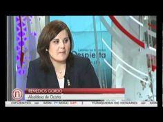 Castilla-La Mancha Despierta. Entrevista a Remedios Gordo alcaldesa Ocaña