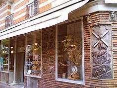 Next time we go to Paris, I am so excited to go here! The most amazing bread bakery. Poliane. 8 rue du Cherche-Midi.
