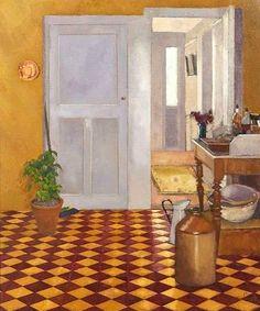 Rose Stapleton, 1996, The Artist's Kitchen