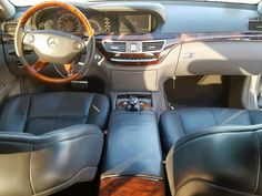 Mercedes Benz,S CLASS,[2007 TO 2014] For Auction at Copart - Salvage Cars For Sale Benz S Class, Salvage Cars, Car Photos, Cars For Sale, Mercedes Benz, Car Seats, Auction, Vehicles, Cars For Sell