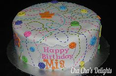 Custom Cakes, Wedding Cakes, Cupcakes and Cake Pops in Orlando, FL by Cha Chas Delights