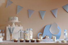 Nice Party: El primer cumpleaños de Bruno • Arts & Crafts