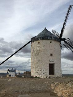 Los Molinos de Consuegra Castilla La Mancha - Espana Spain - Spagna