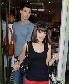 Adam gregory 90210 dating