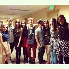 Cimorelli and Emblem Three! Cimorelli Sisters, Dani Cimorelli, Six Girl, These Girls, Celebrity Pictures, Amy, Celebrities, Music, Peeps