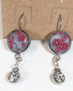 Polymer Clay Earrings, Crochet Earrings, Instagram, Jewelry, Fashion, Moda, Jewels, Fashion Styles, Schmuck