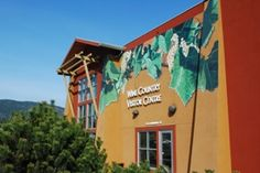 The BC Wine Information Centre in Penticton, BC - The original VQA store in BC. wines from wineries. Places To Eat, Great Places, Places Ive Been, Lakeside Beach, Information Center, Wine Online, Wine Festival, Wineries, British Columbia