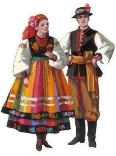 Travel Europe – The Home of Culture – Europe – Visit it and you will love it! Poland Costume, Folk Costume, Costumes, Europe Wallpaper, Europe Outfits, Young Frankenstein, Polish Folk Art, Christmas In Europe, European Dress