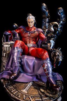 Magneto-Premium-Collectible-Quarter-Scale-XM-Studios