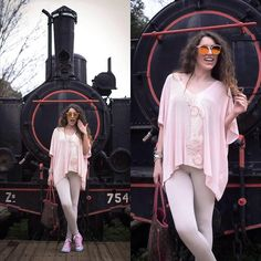 Chuff..! Tsouf..! The #train  tap for details #lookbook #lovefashiongr #lovefashiontravels #fashion #fashionblog #fashionblogger #greekbloggers #kalamata #visitgreece #visitkalamata #fiafashion #trainmuseum #tb #roadtrip #ss2016 #followme