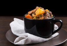 Classic American Instant Pot Beef Stew Recipe: Make this soul-satisfying beef stew. Tender & moist pressure cooker chuck roast immersed in a rich, hearty, umami sauce. PREP: 10 MINS COOK: 110 MINS TOTAL: 2 HRS Go Best Pressure Cooker Recipes, Instant Pot Pressure Cooker, Pressure Cooking, Slow Cooker, Instant Cooker, Instant Pot Beef Stew Recipe, Cooking Recipes, Beef Recipes, Scd Recipes
