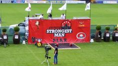 Europes Strongest Man, Headingley, Leeds 9 Aug 2014
