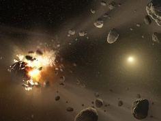 Un asteroide monstruoso se acerca a la Tierra