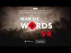 War of Words VR #vr #virtualreality #oculus #oculusrift #gearvr #htcvivve #projektmorpheus #cardboard #video #videos
