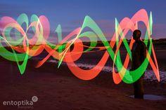 Antony Gormley's art installation on the beach at Crosby. Antony Gormley, Art Installation, Light Painting, Places, Art Installations, Lugares