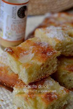 Focaccia dolce | dolcisognare | Bloglovin'