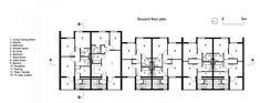 Woodview Mews,Second Floor Plan