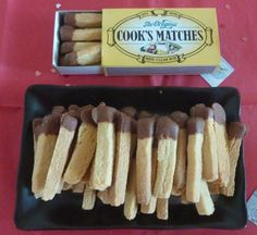 fireman party food matches