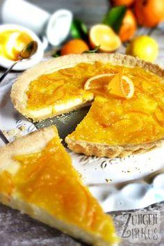 Diese Orangentarte passt wunderbar in den Sommer. Sie schmeckt durch die Füllung aus Zitrone und Buttermilch herrlich frisch und ist im Nu zubereitet. Allein die Herstellung der leicht herben Orangenmarmelade…