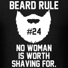 Beard Rule Beard Rules, Epic Beard, Beards, Ties, Movie Posters, Neck Ties, Popcorn Posters, Film Posters, Film Poster