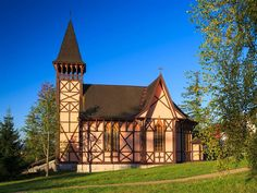 Drevený kostol Starý S. 1 - SHUT
