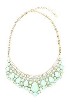Sea Foam Necklace by Eye Candy Los Angeles on @nordstrom_rack