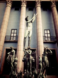 Statues of Stockholm
