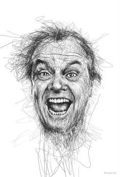 Drawings by Vince Low - EN | TheMAG