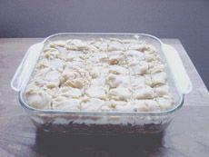 Carrés à la guimauve | .recettes.qc.ca Glaze For Cake, Krispie Treats, Biscuits, Cupcake Cakes, Cupcakes, Mousse, Cheesecake, Recipes, Food