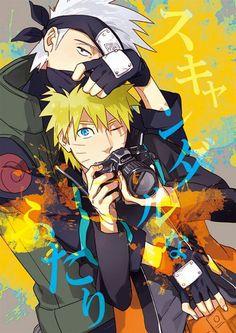 Read Chapter I from the story Anbu Naruto (Kakanaru) by with reads. Naruto Uzumaki was 18 years. Naruto Kakashi, Anime Naruto, Naruto Team 7, Naruto Shippuden Anime, Manga Anime, Naruto Boys, Sasunaru, Boruto, Shikamaru