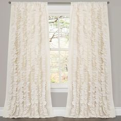 Lush Decor Belle 84-inch Curtain Panel - Overstock™ Shopping - Great Deals on Lush Decor Curtains