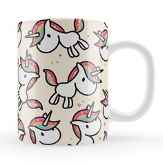 Unicorn Magic Mug, Cute kawaii unicorn gift, unicorn lover birthday present, cartoon horse, unicorn pattern mug, Sister, friend, mum by LoveMugsUK on Etsy https://www.etsy.com/listing/276866534/unicorn-magic-mug-cute-kawaii-unicorn
