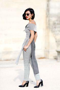 fashion-streetstyle:  (via Street Style: Nicole Warne of Gary Pepper Vintage at PFW)