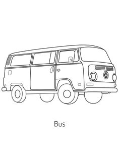 Volkswagen has released a mini coloring book featuring six new and classic models to help children and their families alleviate boredom and flex their creative muscles. Fairy Coloring Pages, Coloring Books, Drawing Sketches, Drawings, Bus Life, Vw Vans, Fun Activities To Do, Hippie Art, Shadowrun