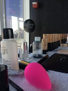 #beautyblenderBackstage at Prism with Stila Cosmetics #NYFW
