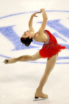 Ashley Wagner - Four Continents 2012 SP