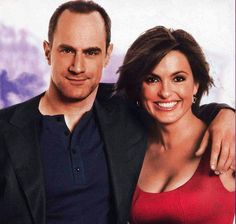 Do Benson And Stabler EVER kiss