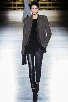 Cool Chic Style Fashion: Fashion Runway | Haider Ackermann Fall 2014 PFW