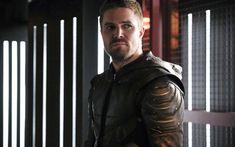 Download wallpapers Oliver Queen, 2017 movie, Arrow, Season 6, Green Arrow, superheroes, Stephen Amell
