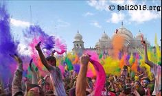 When is Holi .What is Holi
