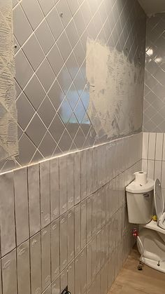 How to tile over existing tile | Bre Purposed