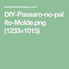 DIY-Passaro-no-palito-Molde.png (1233×1015)
