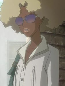Atsuko Jackson from the manga Michiko to Hatchin