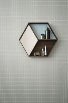 This Wall Wonder Mirror will fit in any home and will give the wall an elegant, unique and delicate look.  Wall Wonder Mirror available at Ferm Living webshop