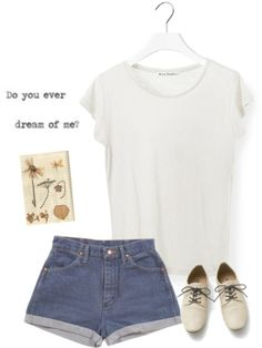 """Wonderful, Glorious Day"" by cotton-clouds on Polyvore"