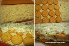 Rafaelo Cake, Posna Predjela, Posne Torte, Cookie Dough, Cornbread, Mashed Potatoes, Cookies, Ethnic Recipes, Food