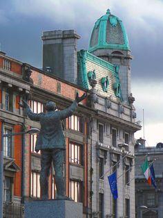 O'Connell Street, Dublin, Ireland Copyright: Daniele Deli